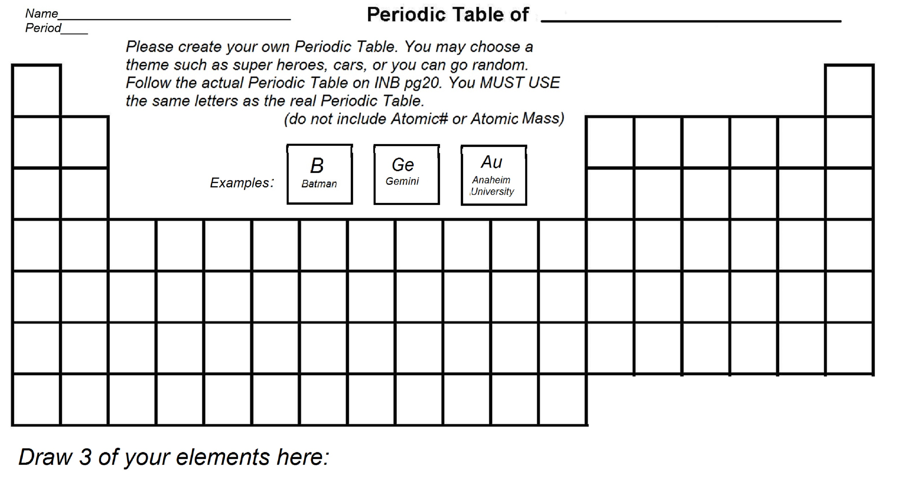 Blank periodic table of elements worksheet choice image periodic blank periodic table of elements worksheet choice image periodic archive dukajclass download file gamestrikefo choice image gamestrikefo Choice Image